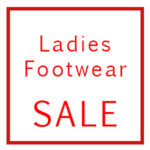 Ladies Footwear sale