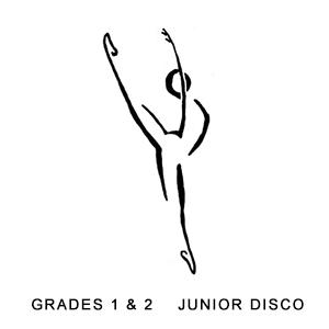 Grades 1 & 2/ Junior Disco