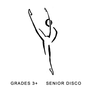 Grades 3+/ Senior Disco